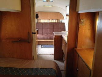1966 Airstream Overlander Bedroom 2