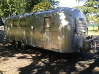 1966 Airstream Overlander Passenger Side