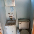 1950 Spartanette Tandem Bathroom