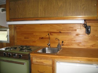 1968 Forester Kitchen Counter