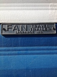 1967 Franklin A Newcomer (FAN) Emblem
