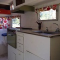 1968 Fleetcraft Kitchen