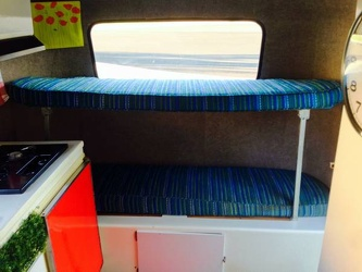 1977 Scamp Bunks