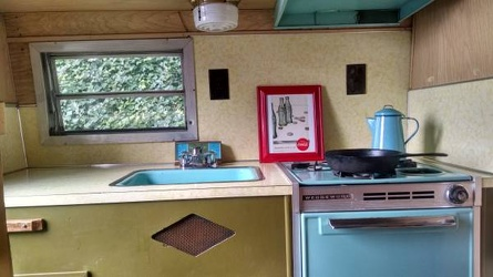 1966 Nomad Kitchen
