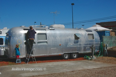 1973 Airstream Land Yacht Sovereign