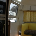 1973 Airstream Land Yacht Sovereign Front Windows